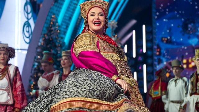 Юбилейный концерт Надежды Бабкиной