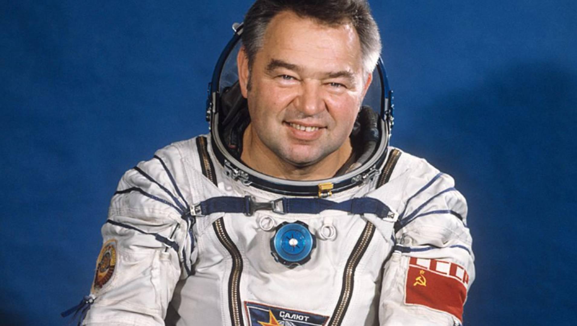 Георгий Гречко. Я был в космосе, я верю в Бога - Документальный фильм