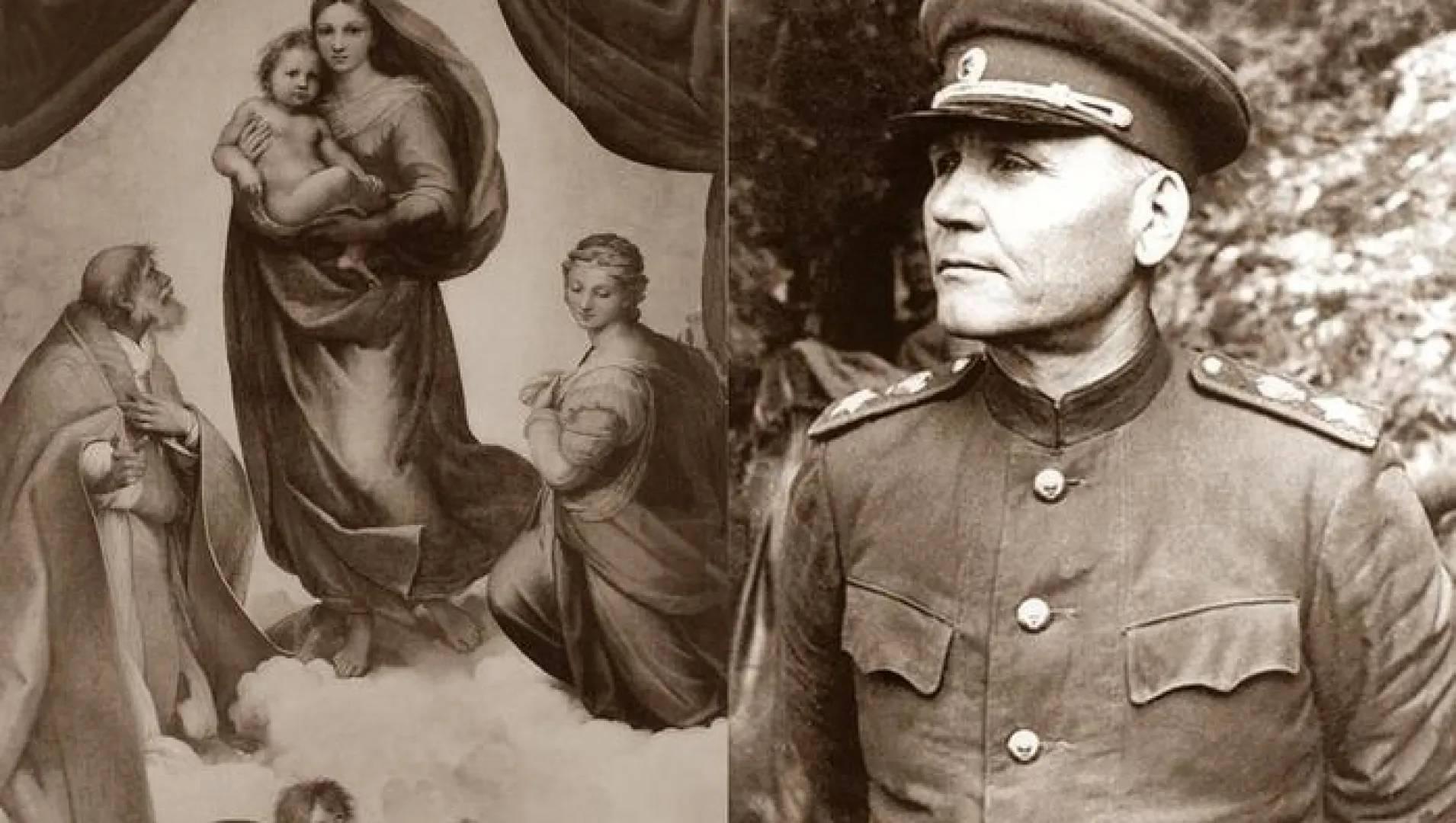 Маршал Конев. Любовь на линии огня - Документальный фильм
