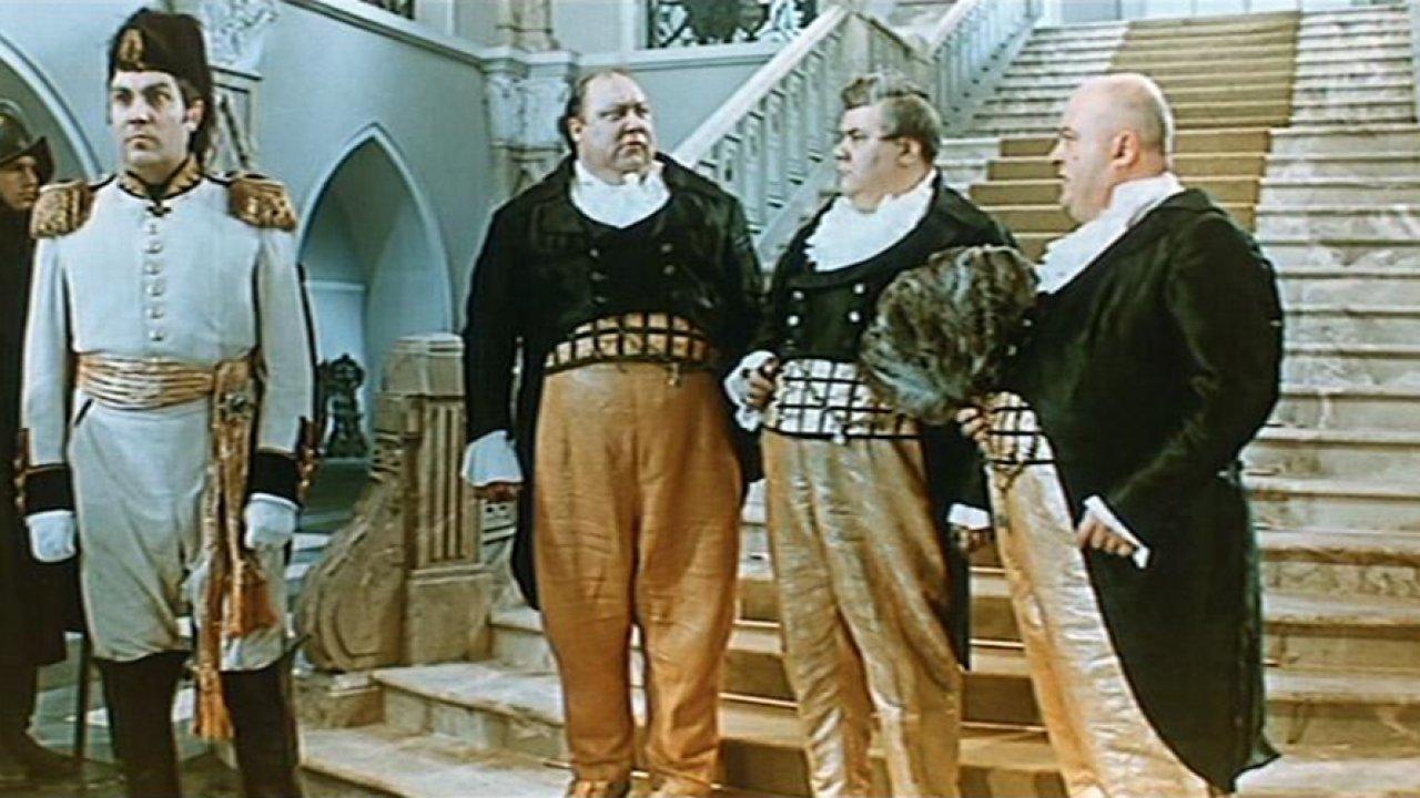 Три толстяка - Сказка, Фильм