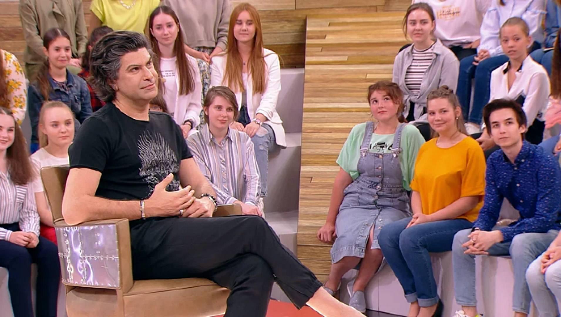101 вопрос взрослому - ТВ-шоу
