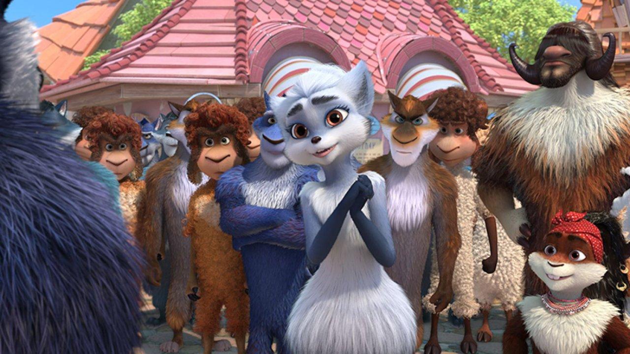 Волки и Овцы: Ход свиньёй - Анимационный фильм