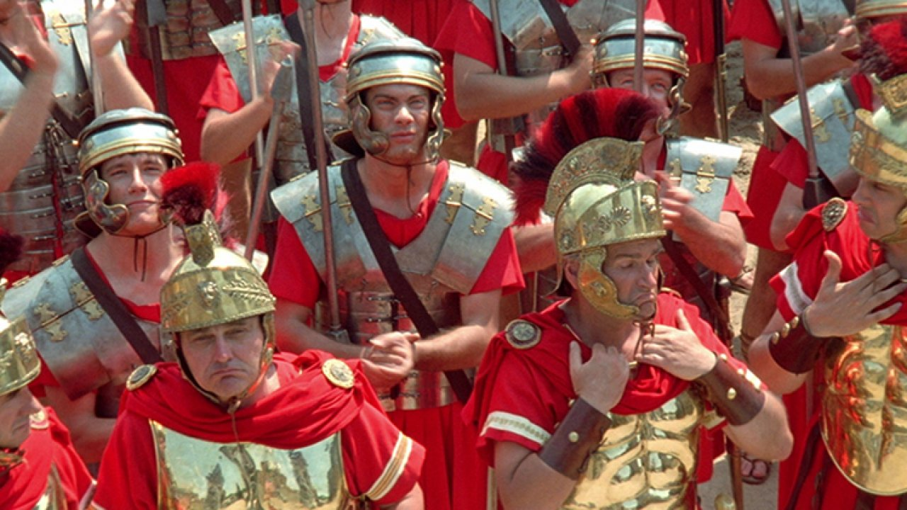 Астерикс и Обеликс против Цезаря - Комедия, Приключения, Фильм