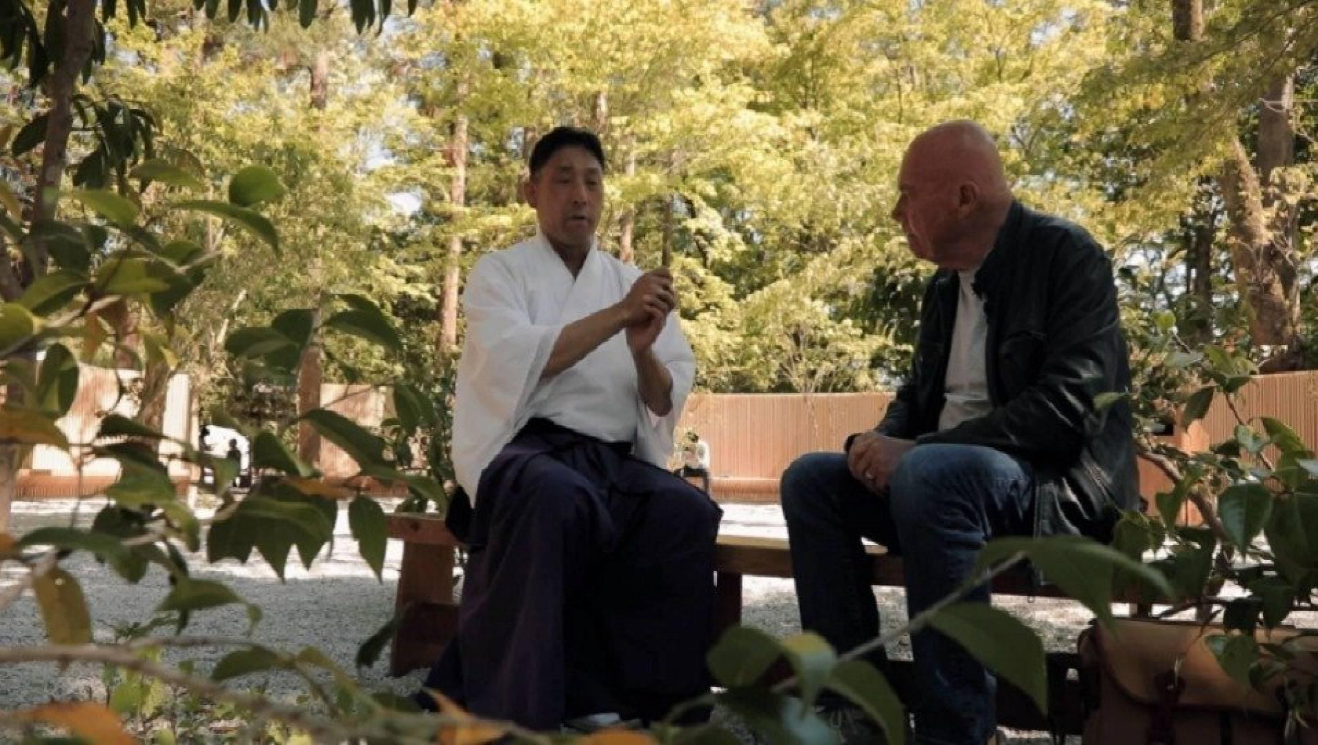 Япония. Обратная сторона кимоно - Документальный фильм