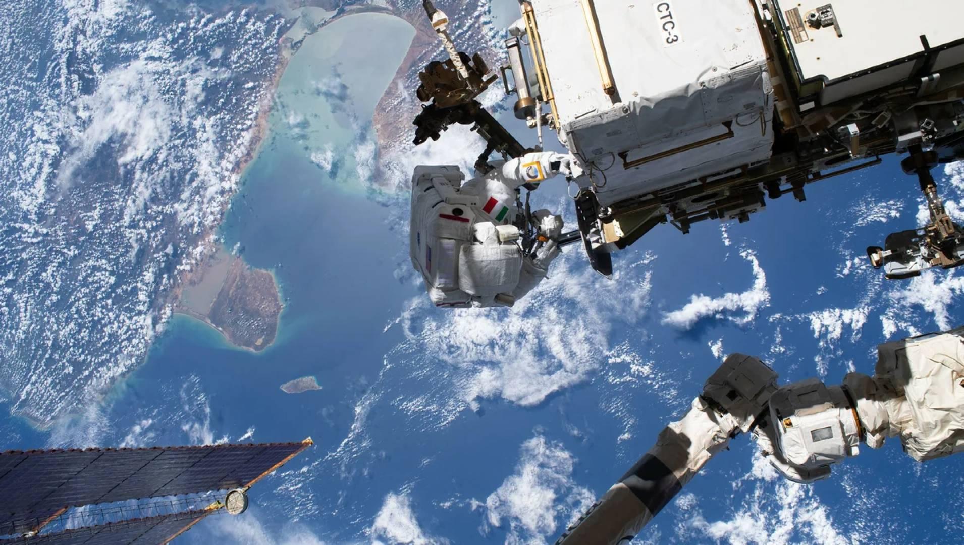 Спасение в космосе - Документальный фильм