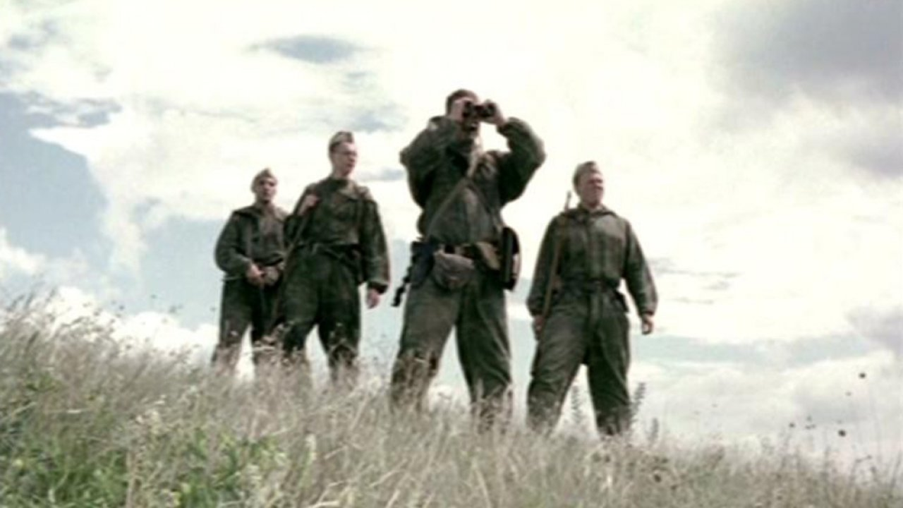 Под ливнем пуль - Драма, Военный, Сериал