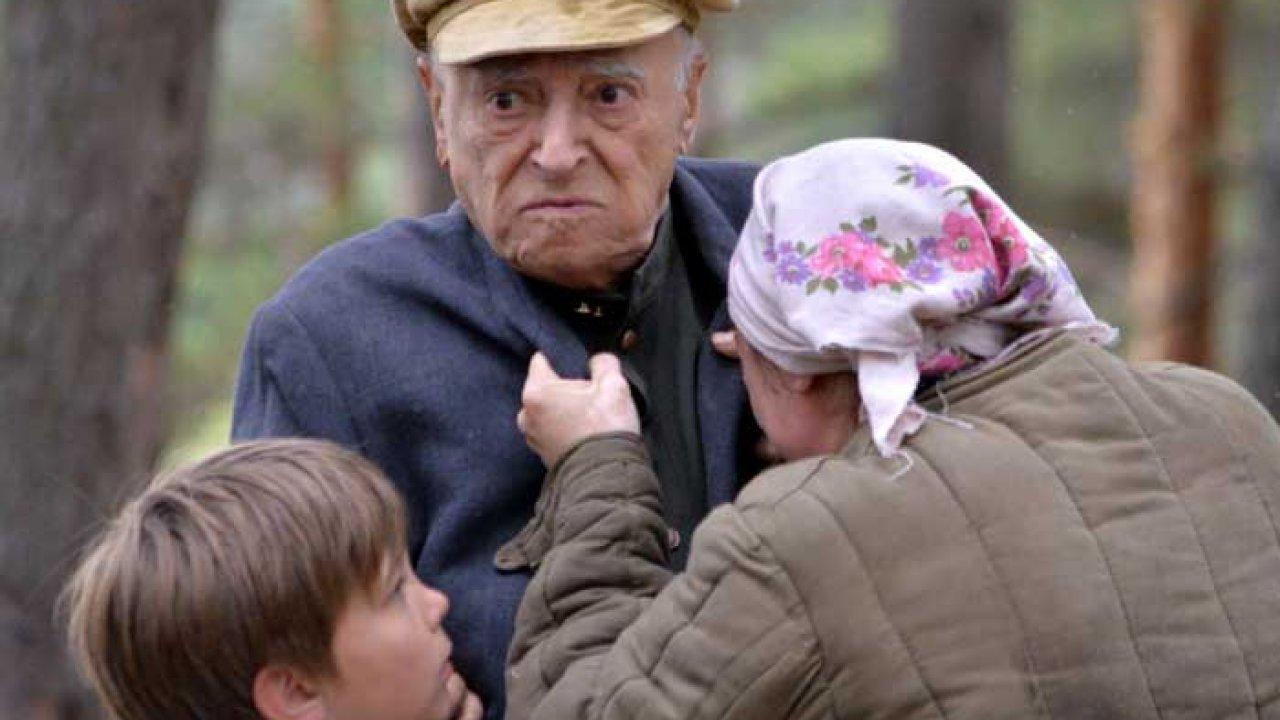 Старый вояка - Военный, Драма, Фильм