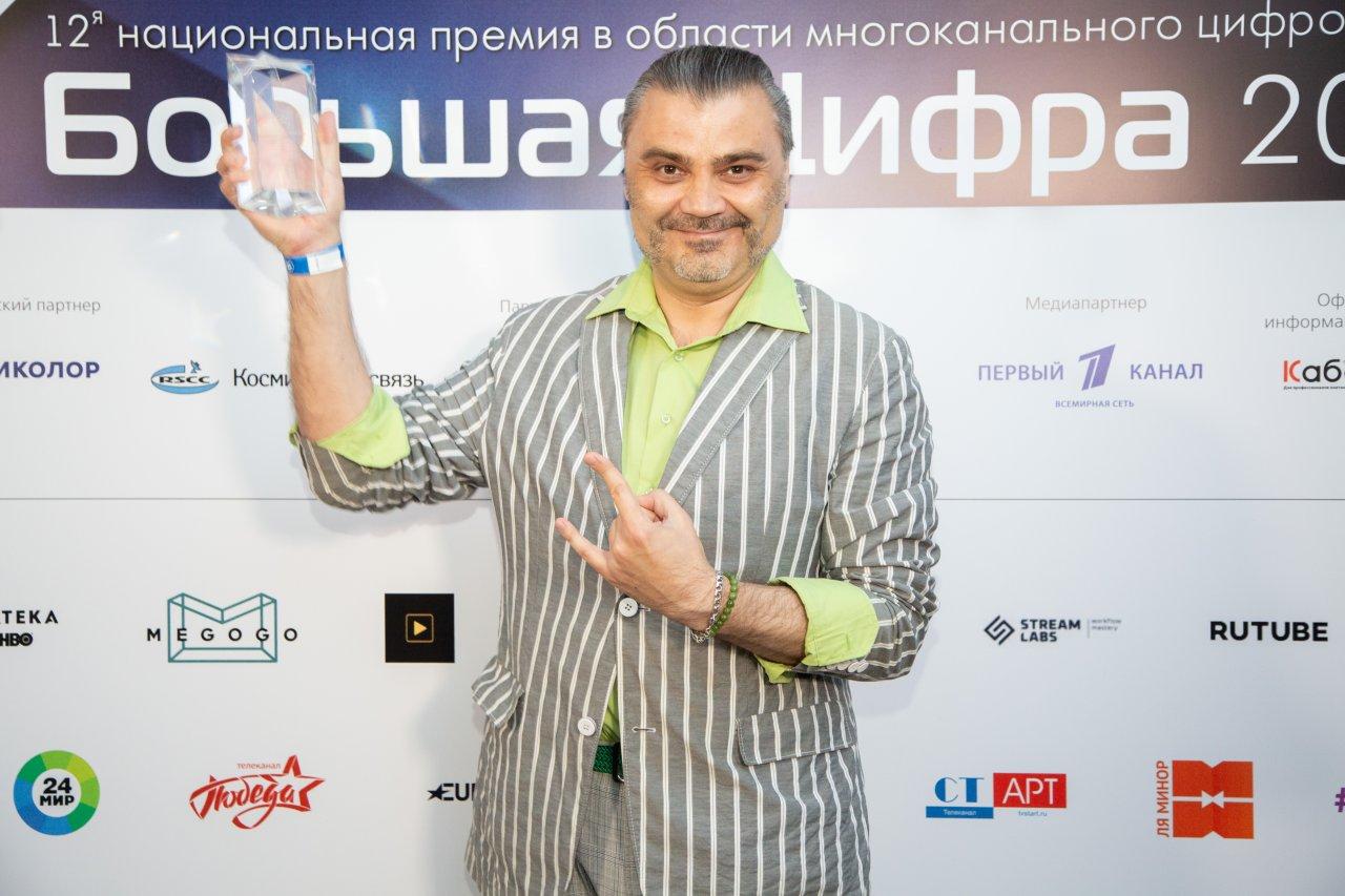 «Большая Цифра 2021»: каналы «Цифрового Телесемейства» Первого канала — лучшие по мнению жюри