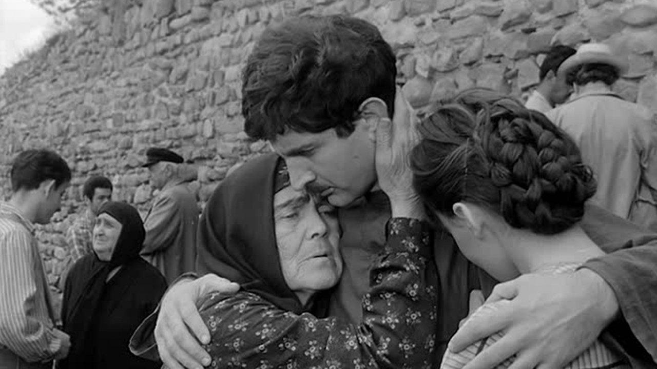 Я, бабушка, Илико и Илларион - Мелодрама, Фильм