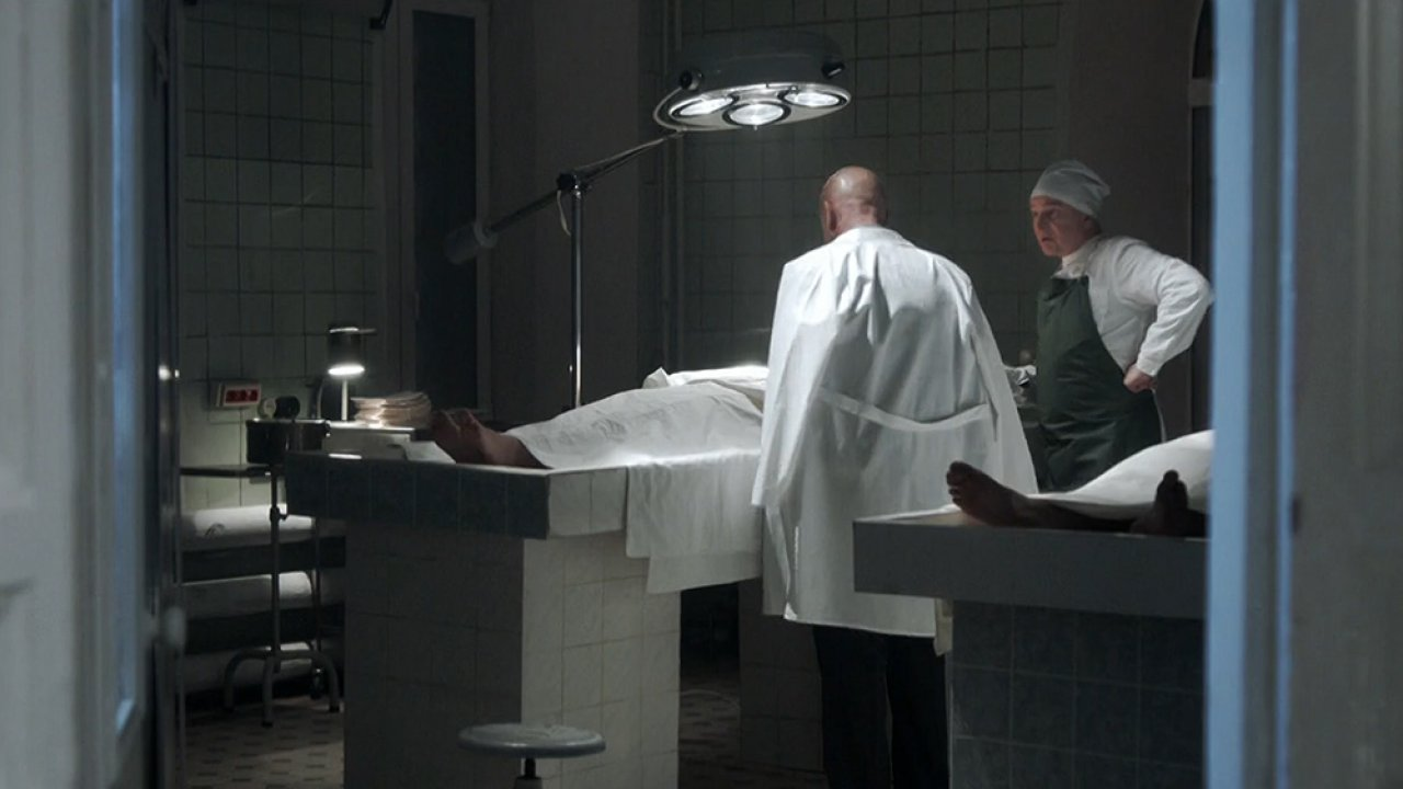 Операция «Сатана» - Детектив, Сериал