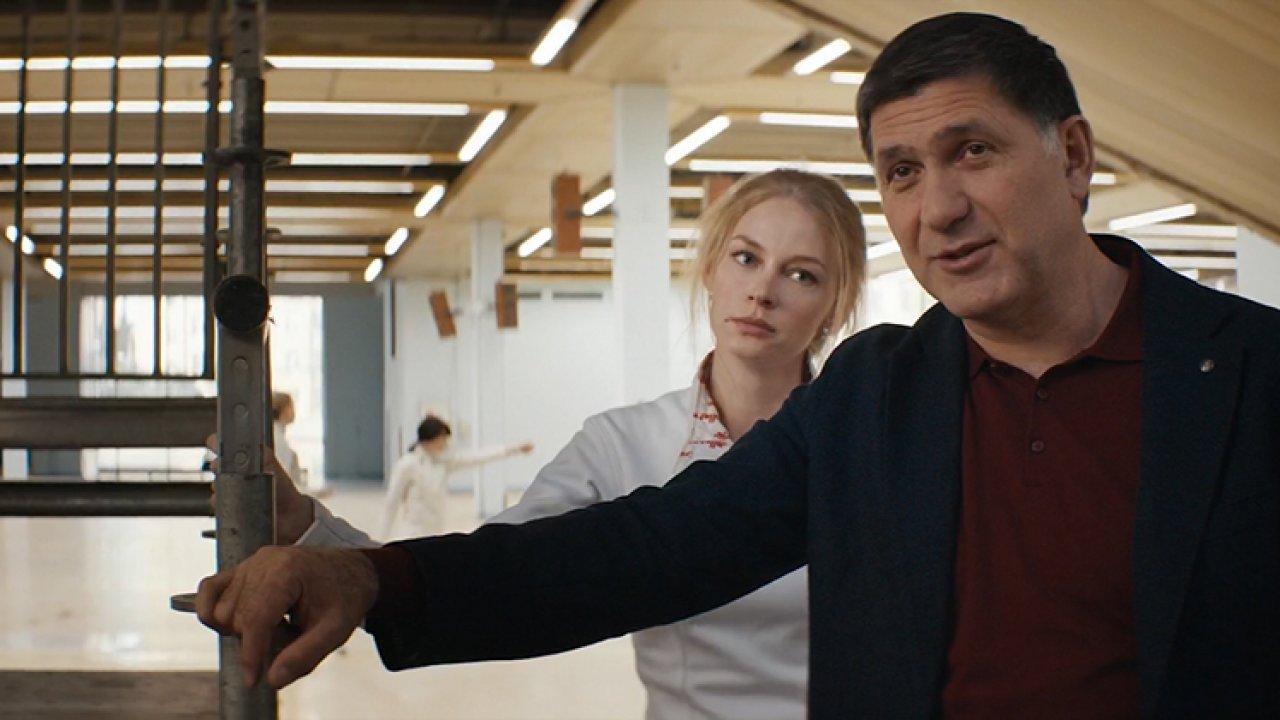 На острие - Драма, Фильм